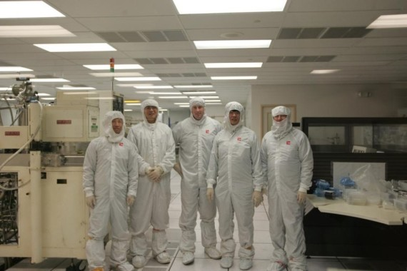 ARC and Clients in Clean Room