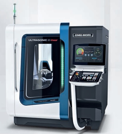 DMG Linear 20 Ultrasonic 5 Axis Mill