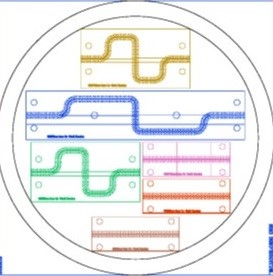 Waveguide CAD Pattern